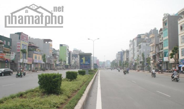 Bán nhà mặt phố Ô Chợ Dừa 60m2x4T MT:3,8m giá 21,5tỷ
