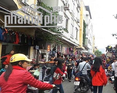 Bán nhà mặt phố Phan Văn Trường 68m2x5T MT:5m giá 24tỷ