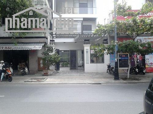 Bán nhà mặt phố Tân Thụy 160m2x3T MT:6m giá 12tỷ