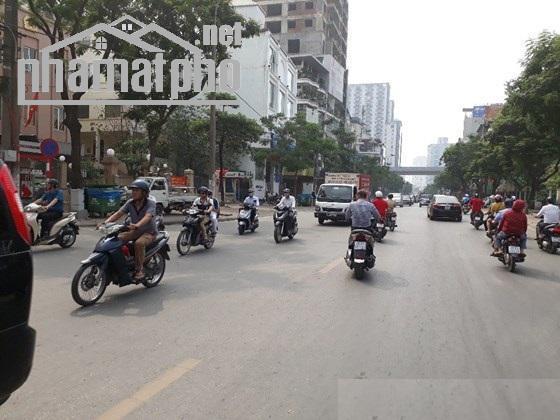 Bán nhà mặt phố Thái Hà 120m2x2T MT:4,5m giá 50tỷ
