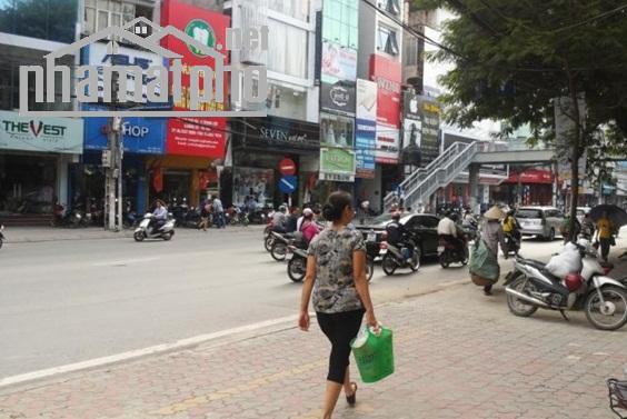 Bán nhà mặt phố Thái Hà 64m2x3T MT:4m giá 28tỷ