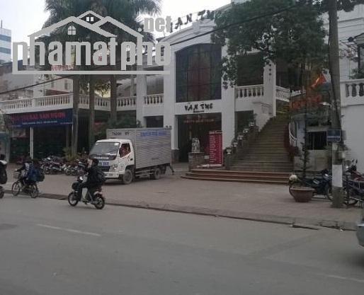 Bán nhà mặt phố Thái Thịnh 240m2x8T MT:15m giá 76tỷ