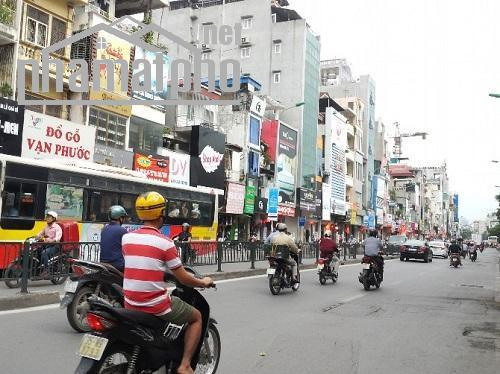 Bán nhà mặt phố Tôn Đức Thắng 60m2x4T MT:4m giá 22tỷ