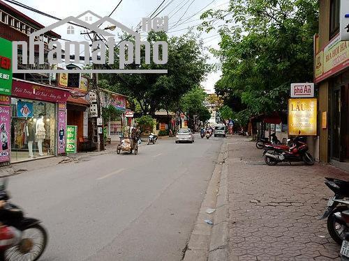 Bán nhà mặt phố Trần Bình 69m2x2T MT:4m giá 12,5tỷ