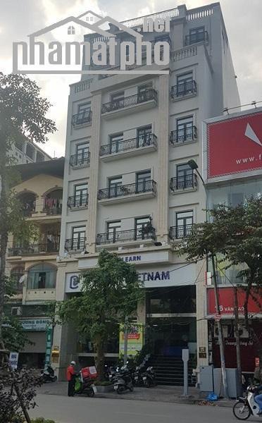 Bán nhà mặt phố Trần Đăng Ninh 186m2x8T MT:11m giá 80tỷ