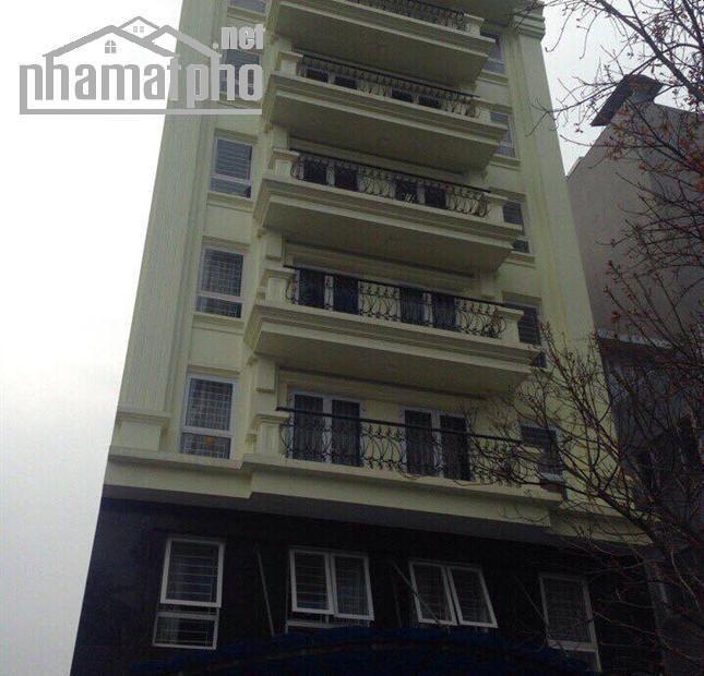 Bán nhà mặt phố Trần Đăng Ninh 230m2x8T MT:8m giá 80tỷ