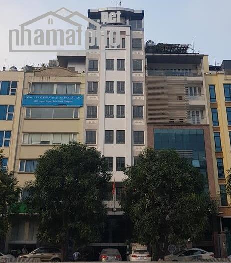 Bán nhà mặt phố Trần Đăng Ninh 98m2x8T MT:6m giá 40tỷ