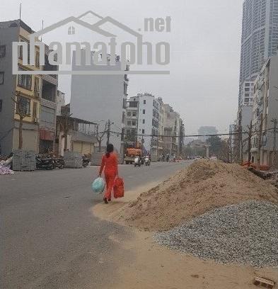 Bán nhà mặt phố Trần Đăng Ninh kéo dài 48m2x2T MT:4,6m giá 17tỷ