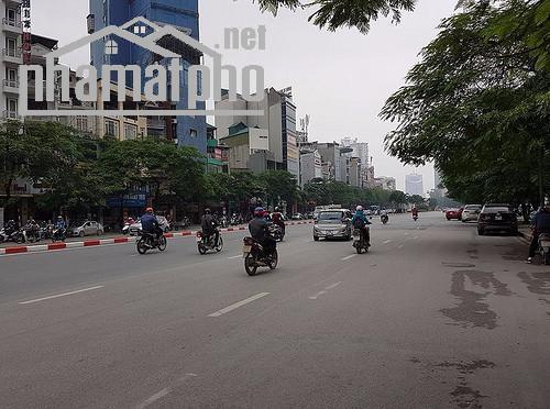 Bán nhà mặt phố Trần Duy Hưng 110m2x5T MT:6,3m ĐN giá 41tỷ