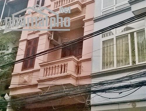 Bán nhà mặt phố Trần Duy Hưng 50m2 MT:3,7m giá 20tỷ