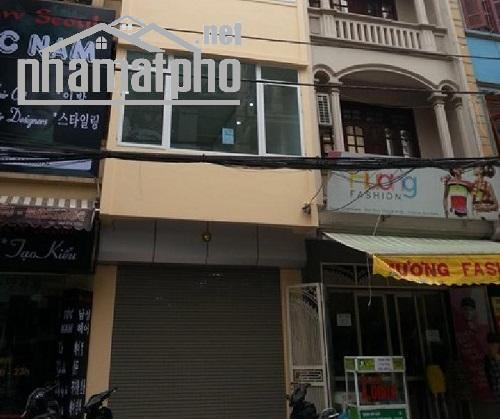 Bán nhà mặt phố Trần Duy Hưng 60m2 MT:4,2m giá 29tỷ