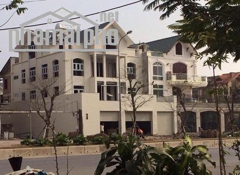 Bán nhà mặt phố Trần Kim Xuyến 300m2x4T MT:17m giá 100tỷ