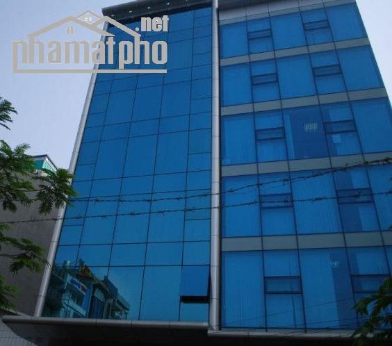 Bán nhà mặt Phố Trần Thái Tông 180m2x8T MT:11m ĐN giá 92tỷ