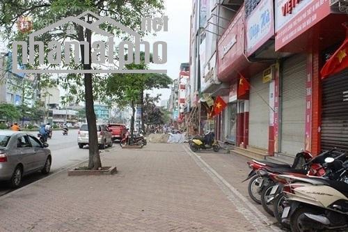 Bán nhà mặt Phố Trần Thái Tông 83m2x6T MT:5m giá 41tỷ