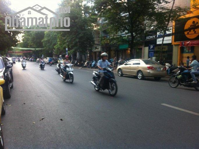 Bán nhà mặt phố Triệu Việt Vương 180m2x3T MT:8m giá 92tỷ