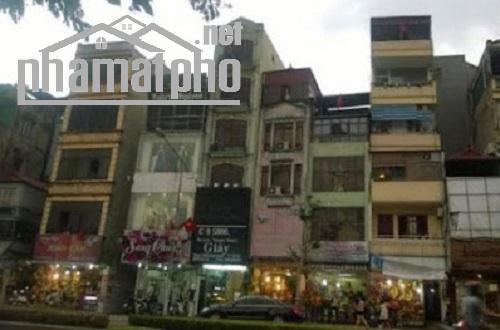 Bán nhà mặt phố Trung Kính 51,5m2x5T MT:5m giá 21tỷ