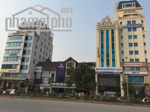 Bán nhà mặt phố Trường Chinh 156m2x2T MT:8m giá 40tỷ