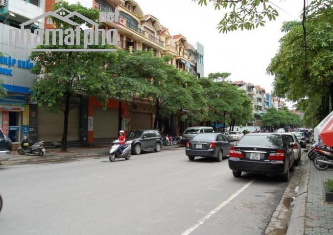 Bán nhà mặt phố Vũ Phạm Hàm 145m2x6T thang máy giá 45tỷ
