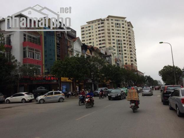 Bán nhà mặt phố Vũ Phạm Hàm 157m2x6T MT:7m thang máy giá 47tỷ