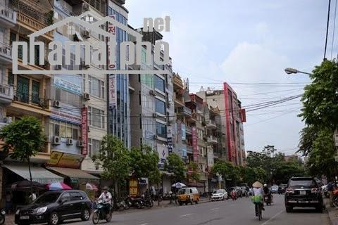 Bán nhà mặt phố Vũ Phạm Hàm 80m2x8T MT:5m giá 29tỷ