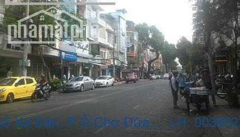 Bán nhà mặt phố Xã Đàn, P Ô Chợ Dừa, Đống Đa 112m2 giá 30,4 tỷ