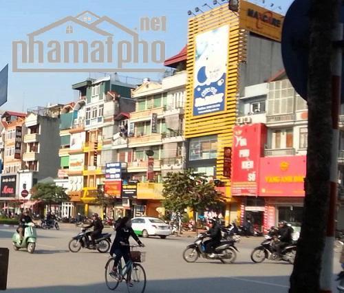 Bán nhà mặt phố Xã Đàn 335m2x2T MT:17m giá 118tỷ