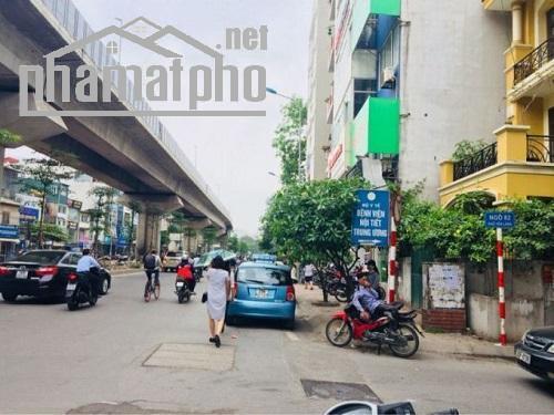 Bán nhà mặt phố Yên Lãng 128m2x5T MT:5,8m TB giá 36tỷ