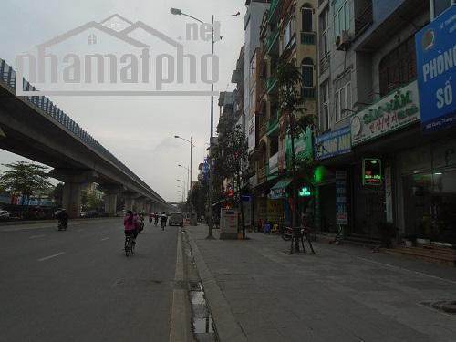 Bán nhà mặt phố Yên Lãng 235m2x2T MT:11m TB giá 63tỷ