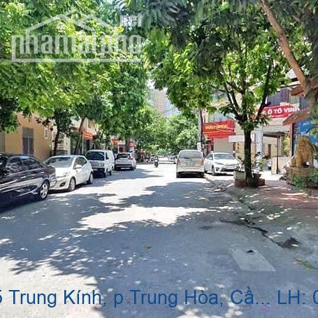 Bán nhà ngõ 125 Trung Kính, p Trung Hòa, Cầu Giấy 42 m2 giá 10 tỷ