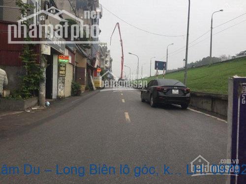 Bán nhà phố Lâm Du – Long Biên lô góc, kinh doanh, gần Chương Dương
