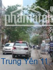Chính chủ Bán nhà biệt thự Trung Yên 11, Cầu Giấy 145m2 giá 45 tỷ