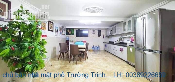 Chính chủ bán nhà mặt phố Trường Trinh, Thanh Xuân 134m2 giá 36 tỷ