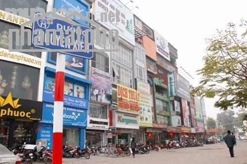 Cho thuê nhà mặt phố Nguyễn Xiển 53m2 mt 4m nhà 7 tầng
