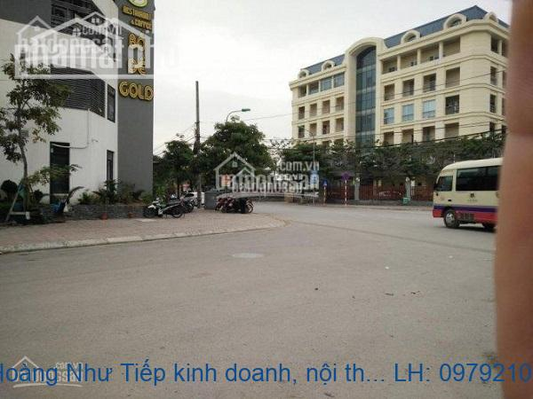 Nhà phố Hoàng Như Tiếp kinh doanh, nội thất đẹp, giá rẻ